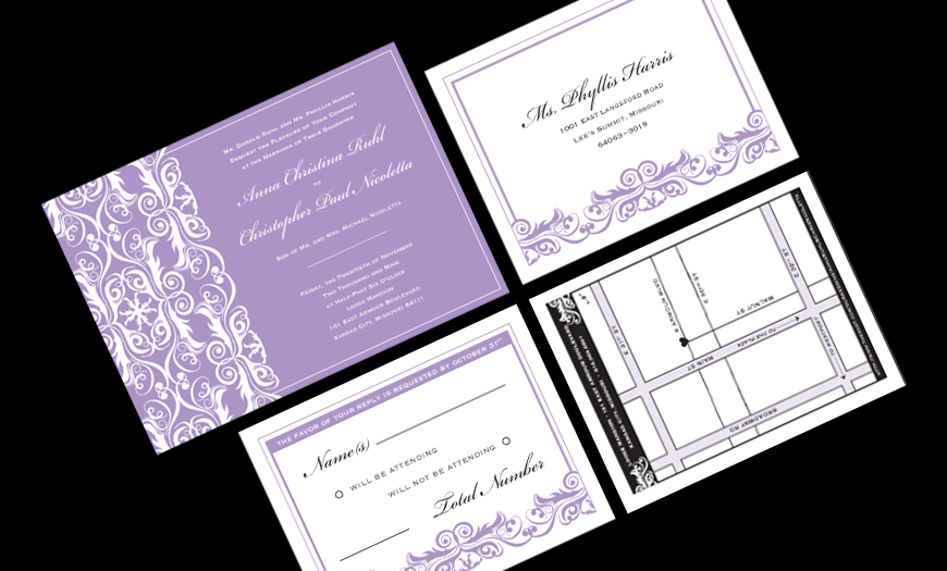 Anna Wedding Package