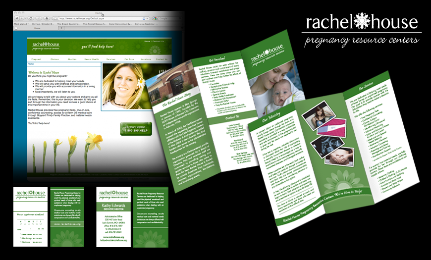 Rachel House Pregnancy Resource Center